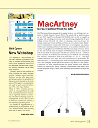 Marine Technology Magazine, page 51,  May 2014 software training courses