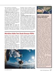 Marine Technology Magazine, page 57,  May 2014 Oregon
