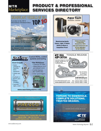 Marine Technology Magazine, page 61,  May 2014 control systems