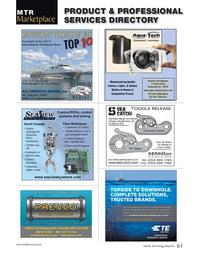 Marine Technology Magazine, page 61,  May 2014