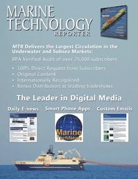 Marine Technology Magazine, page 62,  May 2014