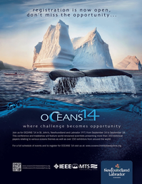 Marine Technology Magazine, page 7,  May 2014