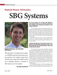 Marine Technology Magazine, page 26,  Jun 2014