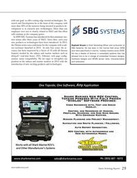 Marine Technology Magazine, page 29,  Jun 2014 year new products