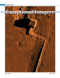 Marine Technology Magazine, page 42,  Jun 2014
