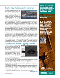 Marine Technology Magazine, page 45,  Jun 2014 Caribbean