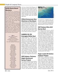 Marine Technology Magazine, page 48,  Jun 2014 John Lademan