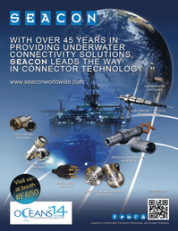 Marine Technology Magazine, page 9,  Jul 2014