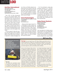 Marine Technology Magazine, page 12,  Jul 2014