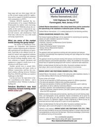 Marine Technology Magazine, page 15,  Jul 2014