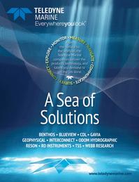 Marine Technology Magazine, page 19,  Jul 2014
