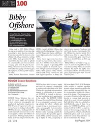 Marine Technology Magazine, page 26,  Jul 2014