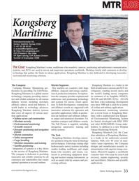 Marine Technology Magazine, page 33,  Jul 2014