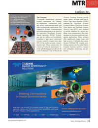 Marine Technology Magazine, page 35,  Jul 2014