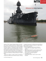 Marine Technology Magazine, page 45,  Jul 2014