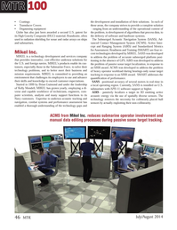 Marine Technology Magazine, page 46,  Jul 2014