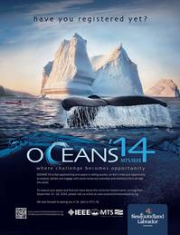 Marine Technology Magazine, page 3,  Jul 2014