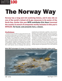 Marine Technology Magazine, page 50,  Jul 2014