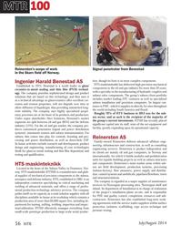 Marine Technology Magazine, page 56,  Jul 2014