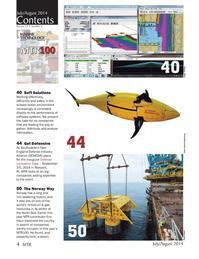 Marine Technology Magazine, page 4,  Jul 2014