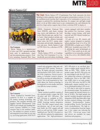 Marine Technology Magazine, page 65,  Jul 2014