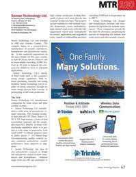 Marine Technology Magazine, page 67,  Jul 2014