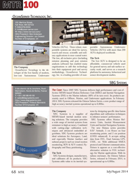Marine Technology Magazine, page 68,  Jul 2014
