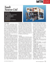 Marine Technology Magazine, page 3rd Cover,  Jul 2014