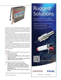 Marine Technology Magazine, page 25,  Sep 2014