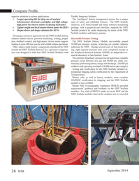 Marine Technology Magazine, page 26,  Sep 2014