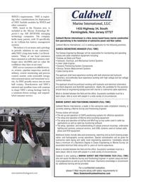 Marine Technology Magazine, page 27,  Sep 2014