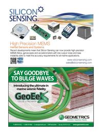 Marine Technology Magazine, page 29,  Sep 2014