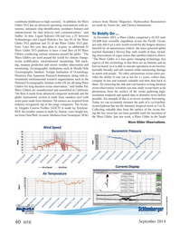 Marine Technology Magazine, page 40,  Sep 2014