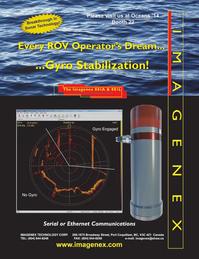 Marine Technology Magazine, page 44,  Sep 2014