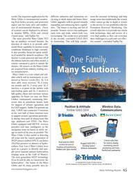 Marine Technology Magazine, page 45,  Sep 2014