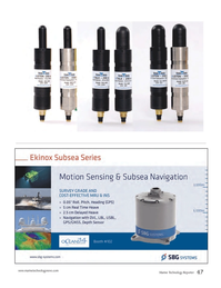 Marine Technology Magazine, page 47,  Sep 2014