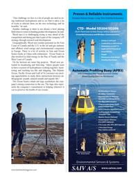 Marine Technology Magazine, page 51,  Sep 2014