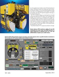 Marine Technology Magazine, page 54,  Sep 2014