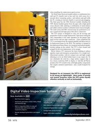 Marine Technology Magazine, page 56,  Sep 2014