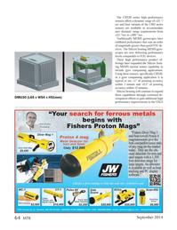 Marine Technology Magazine, page 64,  Sep 2014