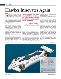 Marine Technology Magazine, page 12,  Oct 2014