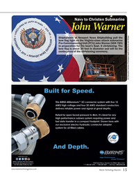 Marine Technology Magazine, page 15,  Oct 2014
