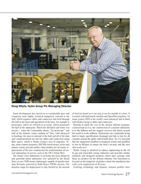 Marine Technology Magazine, page 27,  Oct 2014