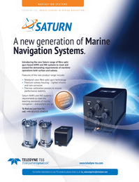 Marine Technology Magazine, page 1,  Oct 2014