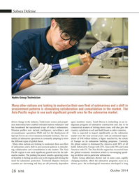 Marine Technology Magazine, page 28,  Oct 2014