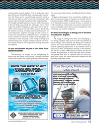 Marine Technology Magazine, page 45,  Oct 2014