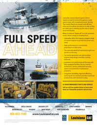 Marine Technology Magazine, page 3,  Oct 2014