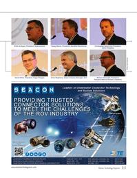 Marine Technology Magazine, page 11,  Nov 2014