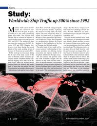 Marine Technology Magazine, page 12,  Nov 2014