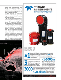 Marine Technology Magazine, page 13,  Nov 2014
